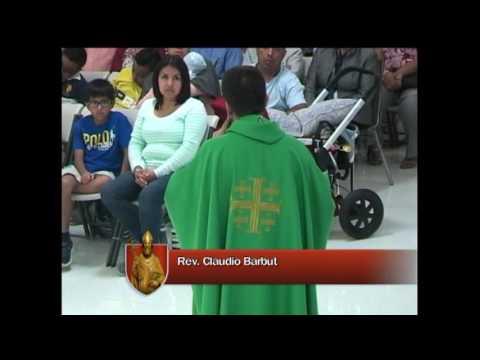 02 18 17 Misa de  Sanacion Padre Barbut