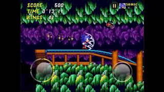 "Sonic 2 2013 - Mystic Cave 1: 32""76 (Speed Run)"