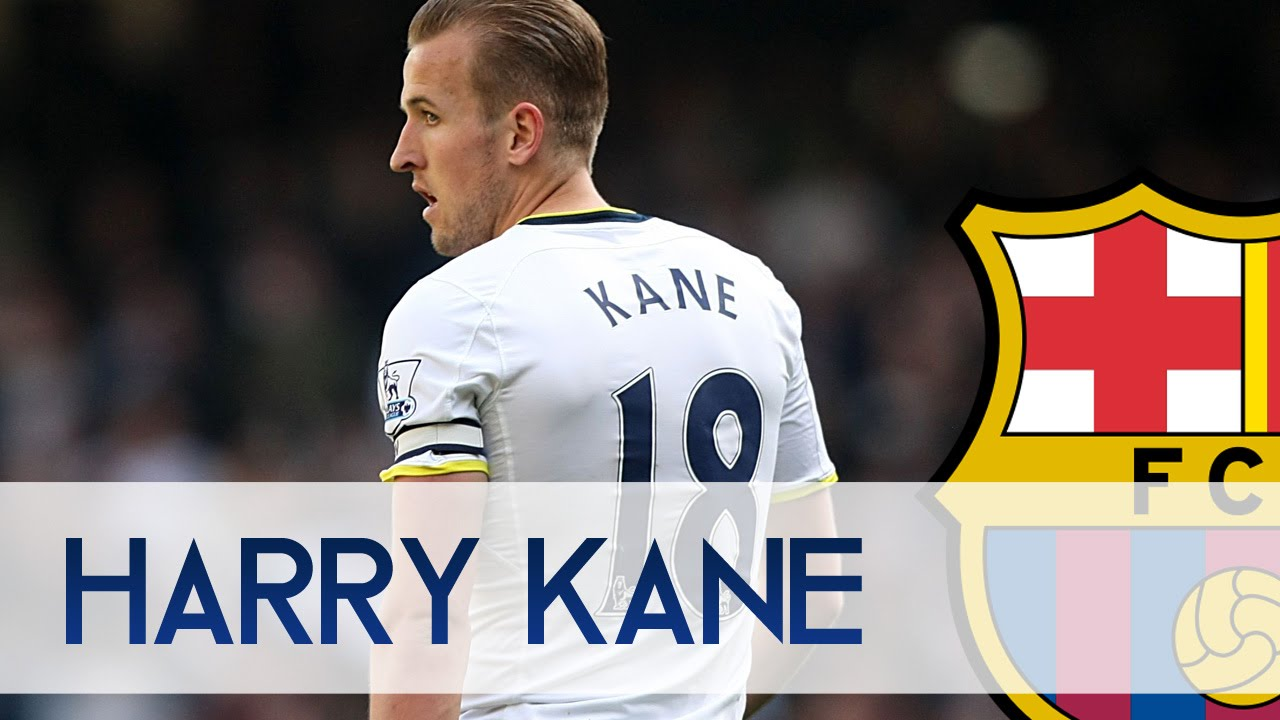 Image result for Harry Kane Barcelona