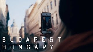 BUDAPEST || Hungary || Cinematic Travel Movie || Sony Alpha Cam || 4k