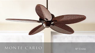 Monte Carlo Ceiling Fans Brand Overview