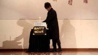 KL Hon Magic 嶺南衡怡中學魔術表演 Part2