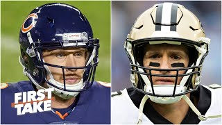 NFL Week 8: Previewing Saints vs. Bears | First Take
