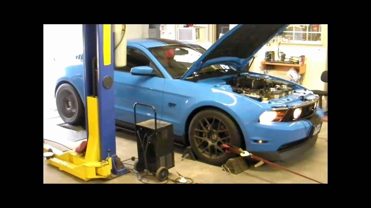 2010 Mustang GT w Roush M90 supercharger & VMP500hp kit