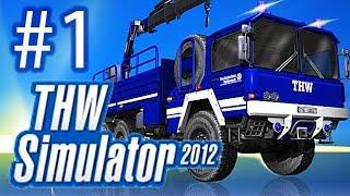 Thumbnail für das THW Simulator 2012 Let's Play