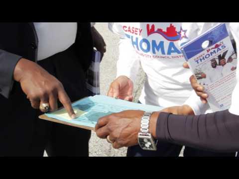Casey Thomas for Dallas City Council, Video #2