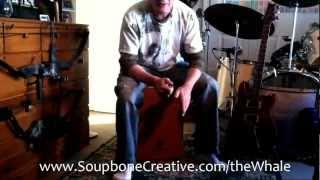 Build A Cajon, Box Drum, By Soupbone