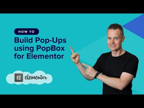 How to Build Pop-Ups using PopBox for Elementor - WP Elevation Studio Learning