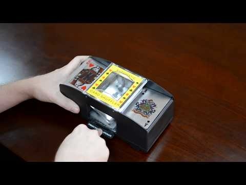 Card Shuffler Машинка для перемешивания игральных карт (Крупье)