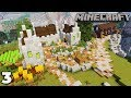Building a Mine #3 Custom Village Housing : Minecraft 1.14 Survival Let's Play from fWhip