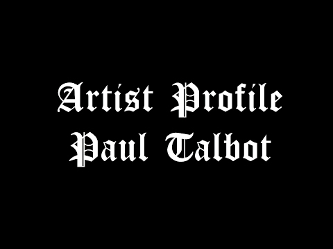 "Tattoo Artist Profile: The spectacular Paul Talbot AKA ""Paul Tablot"""