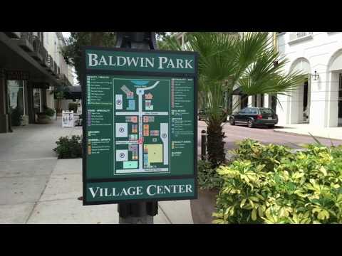 Baldwin Park Orlando Florida community overview