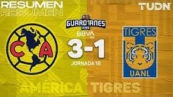 TUDN-M-xico-Resumen-y-goles-Am-rica-3-1-Tigres-Guard1anes-2020-Liga-BBVA-MX-J16-TUDN