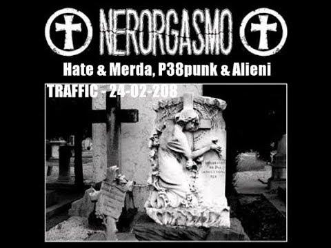 ALIENI - Nightmare Hall - Traffic-24-02-2018