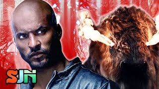 American Gods' Ricky Whittle Talks Violence, New Gods and Getting Weird
