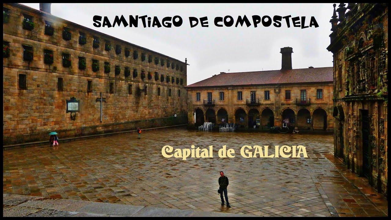 Qu ver en santiago de compostela catedral casco - Arrokabe arquitectos santiago de compostela ...