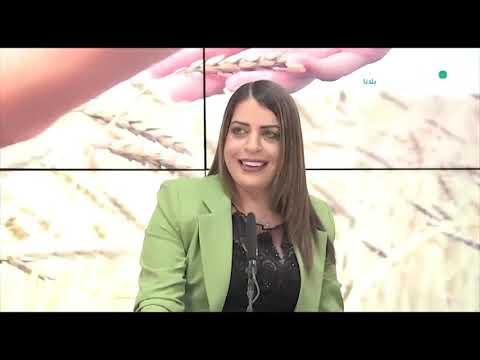 مقابلة في تلفزيون هلا مع خلود زبانة