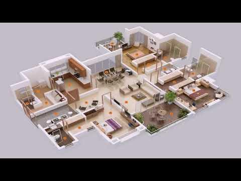 5 Bedroom 3 Bathroom House Designs Perth