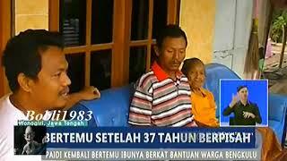 37 Tahun Berpisah IBU & ANAK Dipertemukan dengan Haru #Wonogiri Jawa tengah