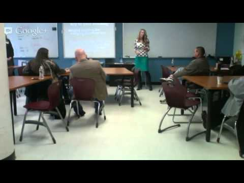 Small Town School.......Global Education - Daisy Dyer Duerr, Sabra Provence - Session 1 - Room 311