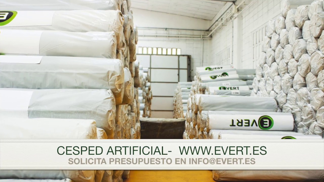 Cesped artificial barato evert rollos de c sped - Oferta cesped artificial ...