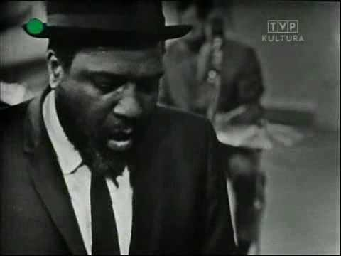 Lulu's Back In Town, part 1  Thelonious Monk, Poland, 1966 45