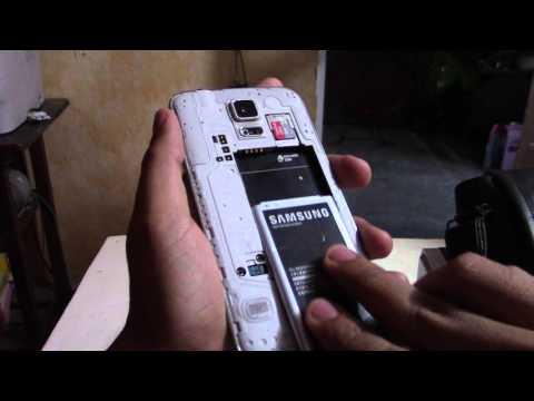 SOLUCI�N PANTALLA GRANULADA SAMSUNG GALAXY S5