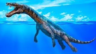 10 Biggest Sea Dinosaurs That Ever Existed on Earth