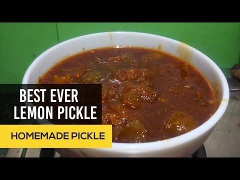 नींबू का अचार जब ऐसे बनाएंगे तो खाने वाले उंगली चाटते रह जाएंगे |Lemon Pickle Recipe | Ravi Creation
