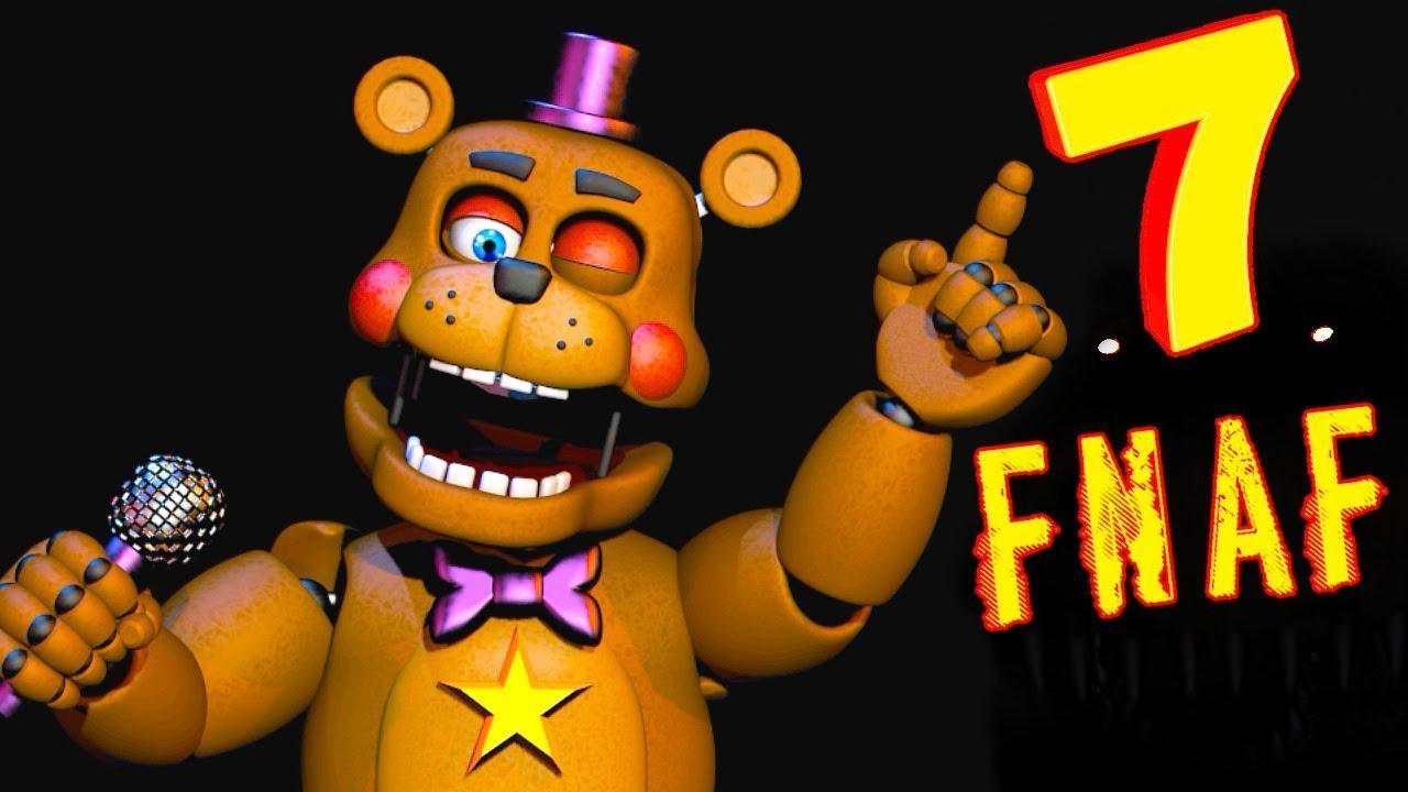 Freddy Fazbear | Энциклопедия Five Nights at Freddy's | Fandom | 720x1280