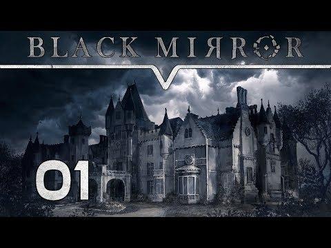 Blut ist nicht immer dicker als Wasser 🏰 Black Mirror 2017 Deutsch #01 🕯 German Gameplay
