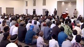 La mosquée et les obligations du croyant - 25 octobre 2013