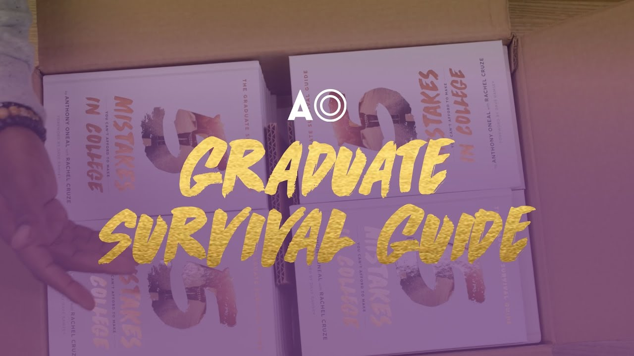 the graduate survival guide youtube rh youtube com Dave Ramsey Is a Crook Dave Ramsey Quotes