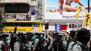 Vì sao Trung Quốc muốn áp đặt luật an ninh với Hồng Kông ?
