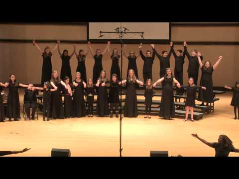 Music From The Lion King - I Just Can't Wait To Be King - Midwest Young Artists Voices Rising