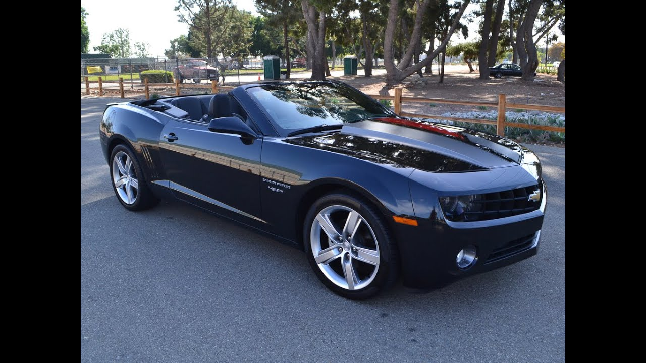 Camaro 2012 chevrolet camaro rs : SOLD 2012 Chevrolet Camaro RS 45th Anniversary for sale by ...