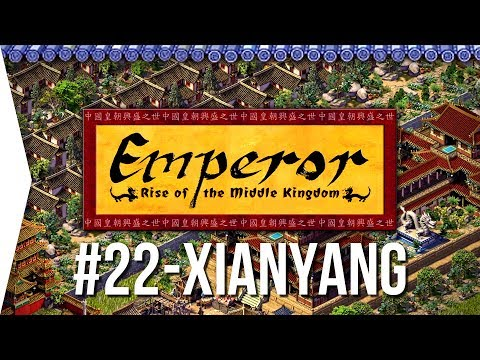 Emperor ► Mission 22 First Emperor's City - [1080p Widescreen] - Let's Play Game