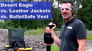 Is A Leather Jacket Bulletproof? How Many Layers of Leather = A Bulletproof Vest?