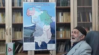 10/10/2018/Разъяснение И. Кодзоева, как сокращалась территория Ингушетии за последние 60 лет.