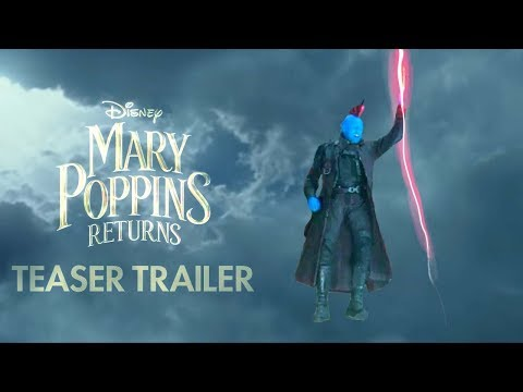 Mary Poppins Returns But its YONDU - Trailer