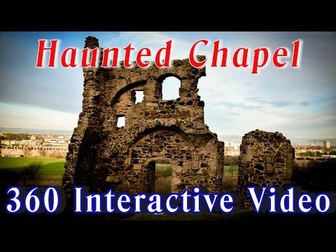 St Anthony's Chapel Edinburgh | 360 Interactive Video