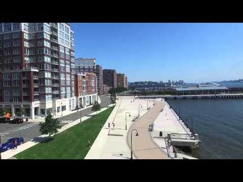 1st Hoboken Drone Flight