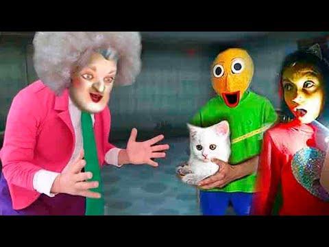 МИСС ТИ в РЕАЛЬНОЙ ЖИЗНИ ! злая Учительница Scary Teacher 3D ДЕЛАЮ КОНЦОВКУ против Miss T СВИДАНИЕ