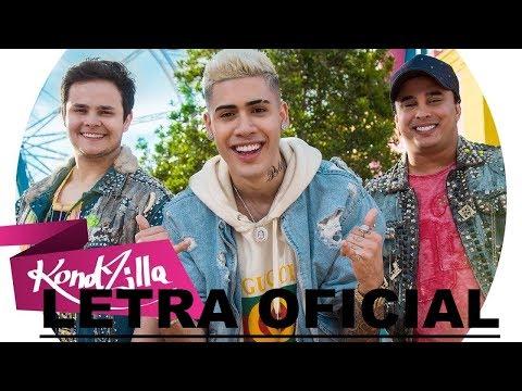 Matheus e Kauan Feat. MC Kevinho - Deixa Ela Beijar (LETRA OFICIAL)