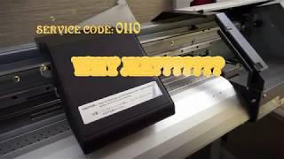 ROLAND SERVICE CODE 0110