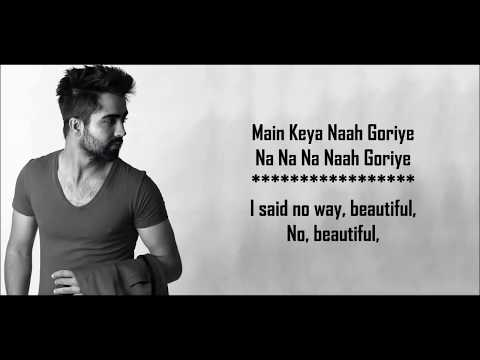 NaahHardy SandhuLyrical Video With Translation