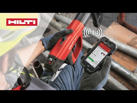 HOW TO maintain and clean Hilti's DX 5/ DX 460 powder-actuated tools