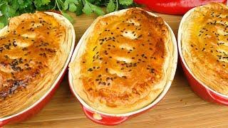 Австралийские  мясные пироги | Australian meat pies