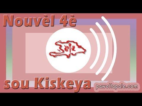 Samedi 21 Octobre 2017 - Jounal  4trè sou Kiskeya ak Liliane Pierre-Paul