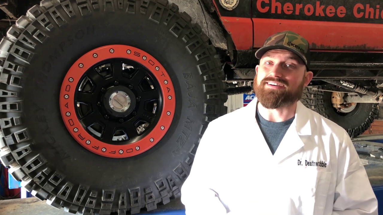 Can Tires Cause Death Wobble In A Jeep Wrangler Youtube